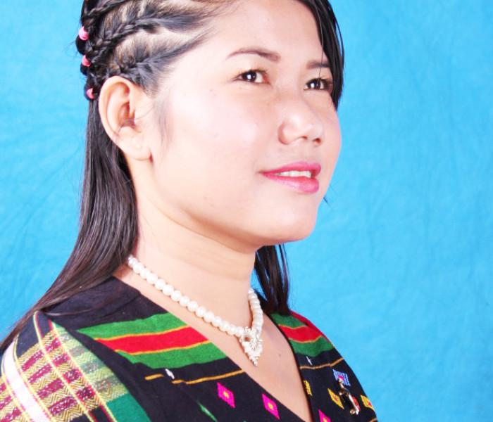 Sayamah Thuan Nai Mawi @ Charity Htoo