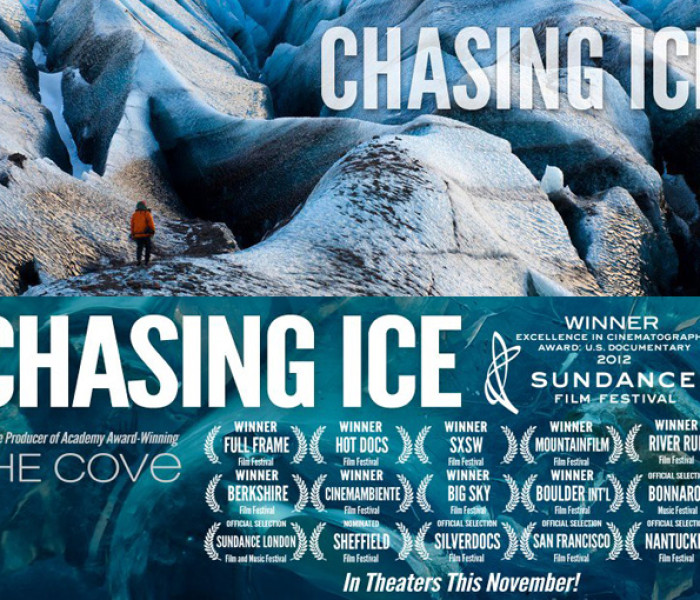Chasing Ice: Documentry