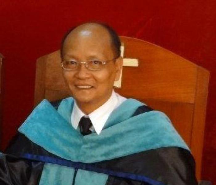 Dr Aung Mang in ZCF Delhi a tlawnhnak Video 2010 kum