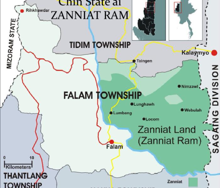 Za Thluai: Lumbang Ram Mawi le Zanniat Tluan Thu (copy)