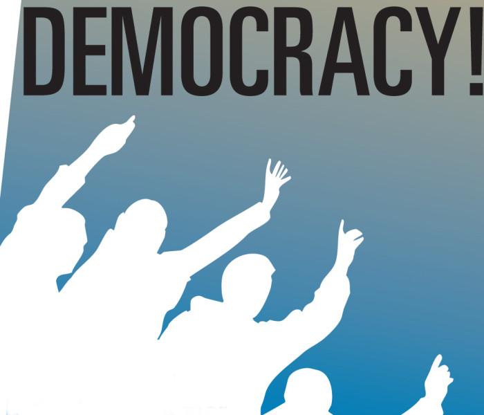 Rev. Phun Za Nem: Kin Ram Democracy Khangso tuhin Sangtute  telve hnak
