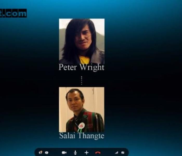 Interview: Salai Peter Wright Jul17, 2014