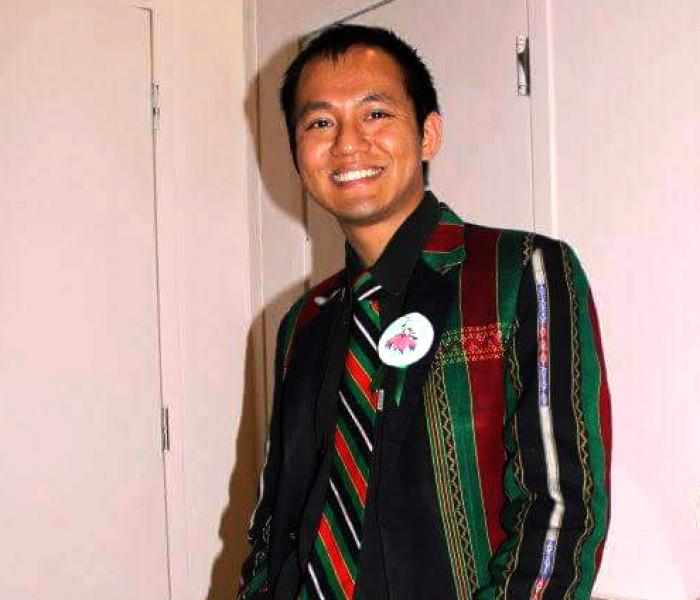 Interview: Tluang Kip Thang, Zanniat website dintu