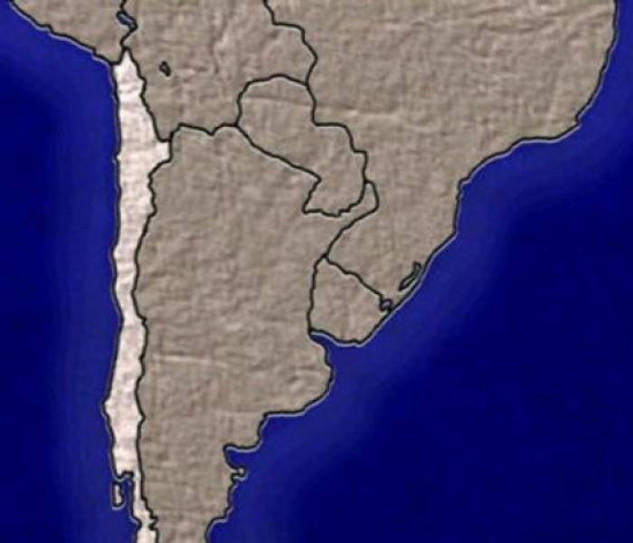 Chile ah magnitude 8.3 hlinhlin tlung