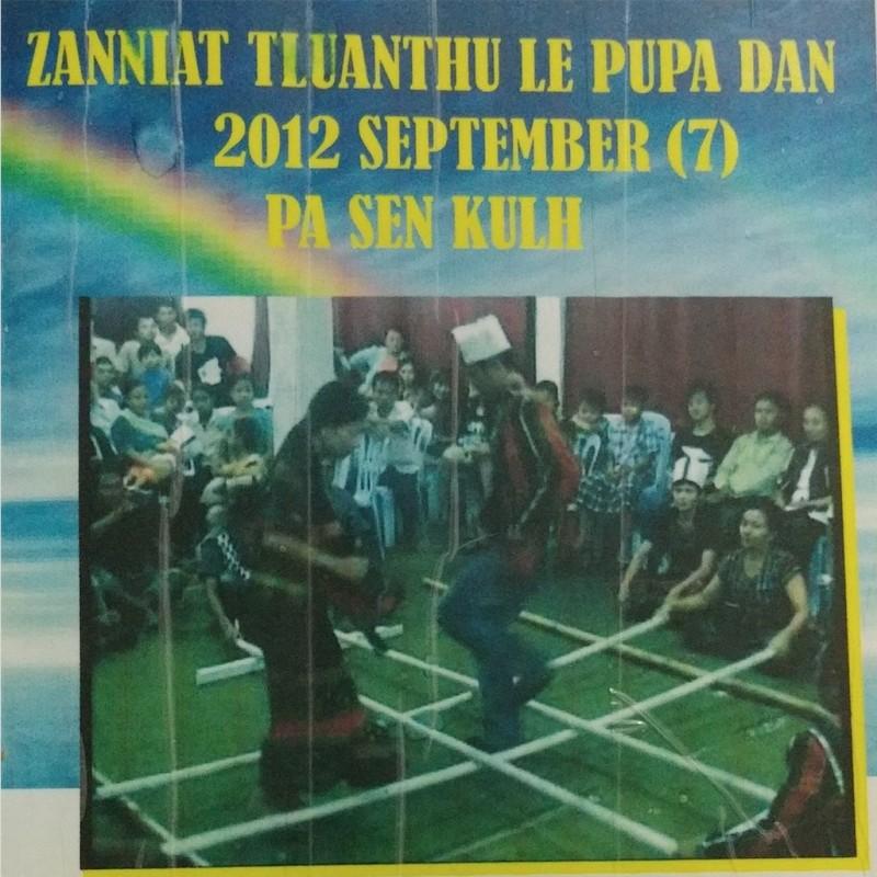 Zanniat Tluanthu Committee in nganhnak Zanniat Tluanthu