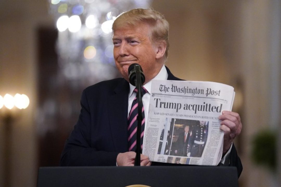 US Senate in president Trump daantat tuh lovin relcat